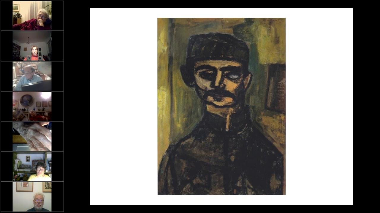 A 60-as évek művészete - Bálint Endre -  Az online előadás sorozat 16. előadása