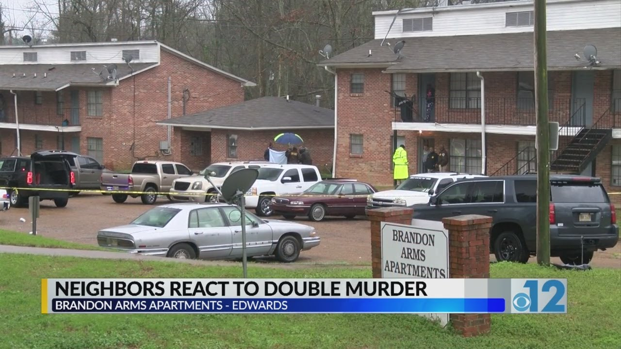 Neighbors react to double murder in Edwards