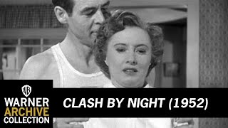 Clash By Night 1952