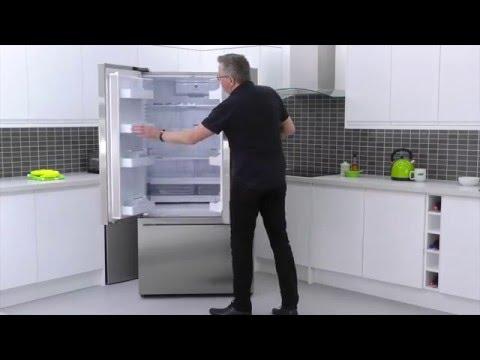 Fisher & Paykel RF540ADUSX4 Multi Door American Fridge Freezer