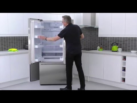 Fisher & Paykel RF540ADUSX4 Multi Door American Fridge Freezer