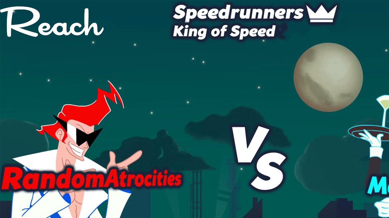 Destroying the King of Speed in a BO3 | SpeedRunners