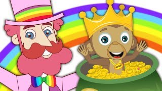 Meet Mr Rainbow with Annie, Ben and Mango | Learn Colors with Rainbow Song | HooplaKidz
