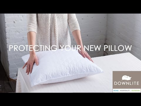 What Type Of Pillow Protector To Use?