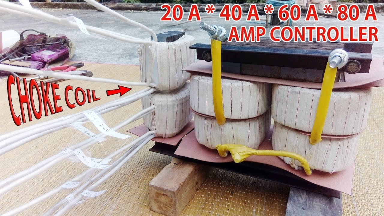 choke coil for welding machine