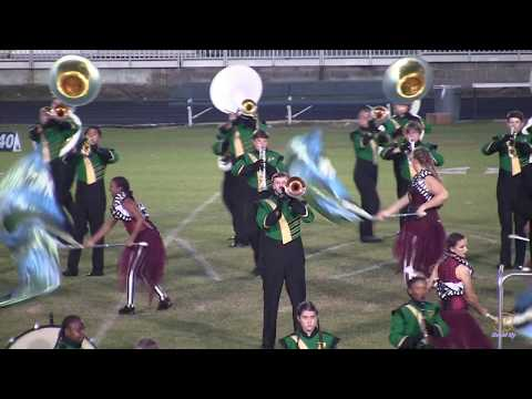 Pinecrest High School Marching Patriots 10/20/2018