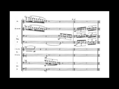 Igor Stravinsky - Octet for Wind Instruments [With score]