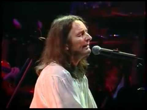 Lord is it Mine, Supertramp co-founder Roger Hodgson, writer and composer, with Orchestra