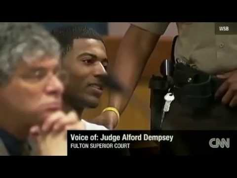 Convicted Rapist Curses at Judge - Will Reget It The Rest of His Life