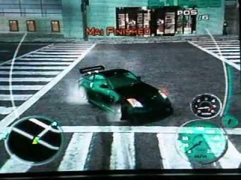 Midnight Club 3 Remix Nissan 350z VS Mclaren F1