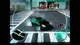 Midnight Club 3 Remix Nissan 350z VS Mclaren F1
