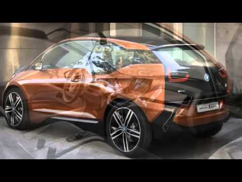 2012 BMW i3 Coupe Concept - YouTube