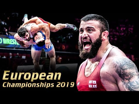Highlights European Championships 2019 | WRESTLING