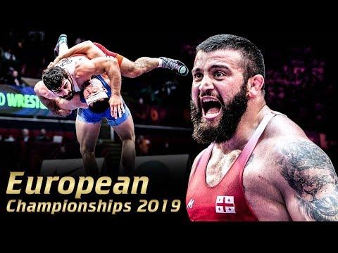 Highlights European Championships 2019