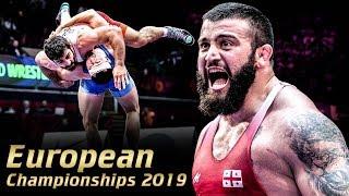 Highlights European Championships 2019 | WRESTLING
