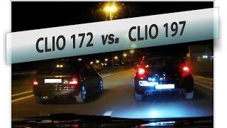 Video Clio Sport 172 vs.Clio Sport 197 download MP3, 3GP, MP4, WEBM, AVI, FLV April 2018