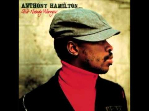 Anthony Hamilton- Never Love Again