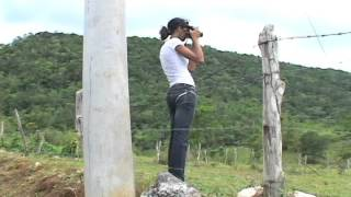 Otis Home Movies: Hanging With Antionette in  Pullet Hall, St. Elizaberh, Jamaica