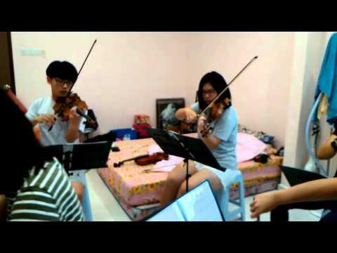 Jay Chou's Wedding String Quartet + Piano