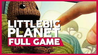 LittleBigPlanet 1 | Full Playthrough (PS3 | HD | No Commentary)