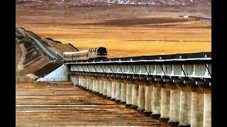 Экстремальная железная дорога, Китайское чудо, Документальный фильм, Нешнл Географик / Видео