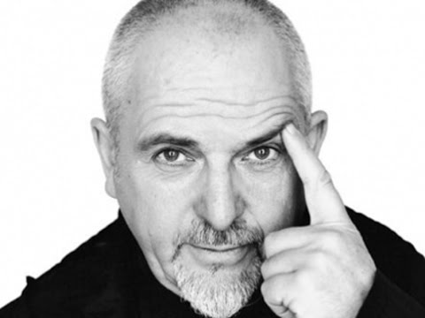 Peter Gabriel - The Book of Love - Piano Accompaniment