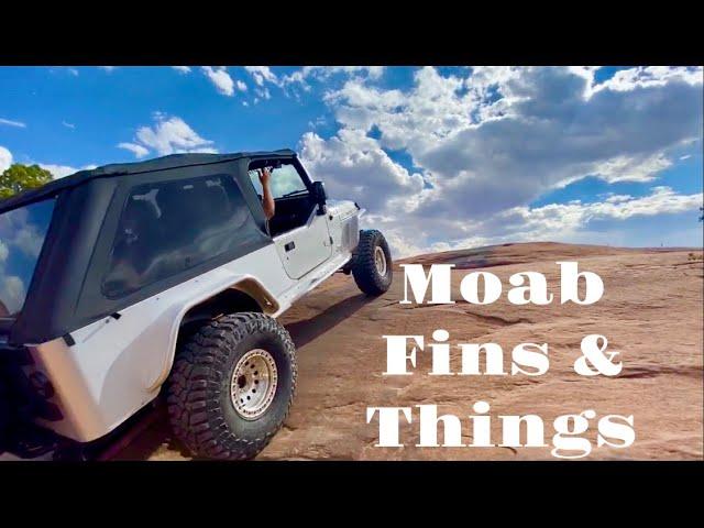 Fins & Things, Moab, Utah 2020