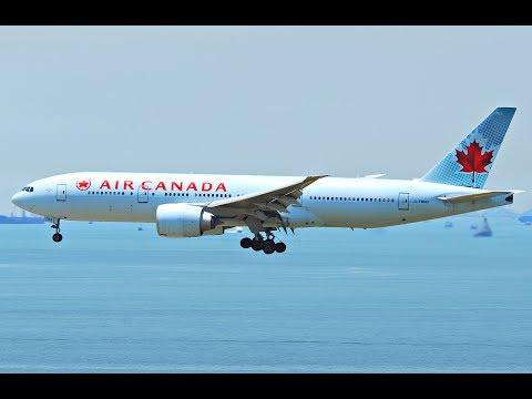 London Heathrow (EGLL) to Sydney Kingsford Smith (YSSY) FSX Air Canada B777-200