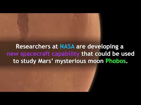 Floating at Phobos with PHLOTE