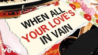 The Rolling Stones - Love In Vain (Lyric Video)