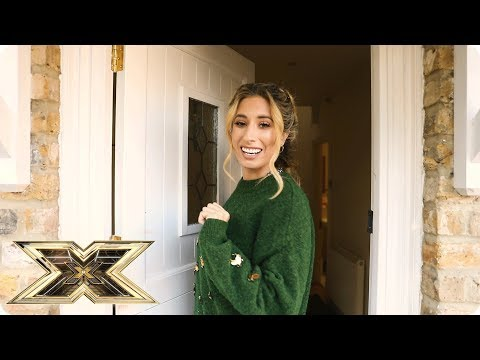 Janice Robinson gets a surprise from Stacey Solomon and Boots!