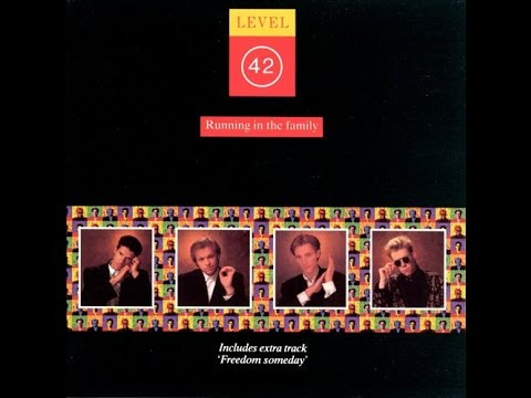 Running In The Family [full cd]  ☊ LEVEL 42