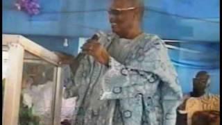 LATE DR. APOSTLE. S.E. OGBONMWAN