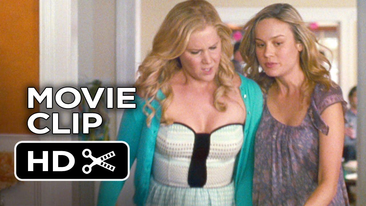 Trainwreck Movie CLIP - Baby Shower (2015) - Amy Schumer, Brie ...