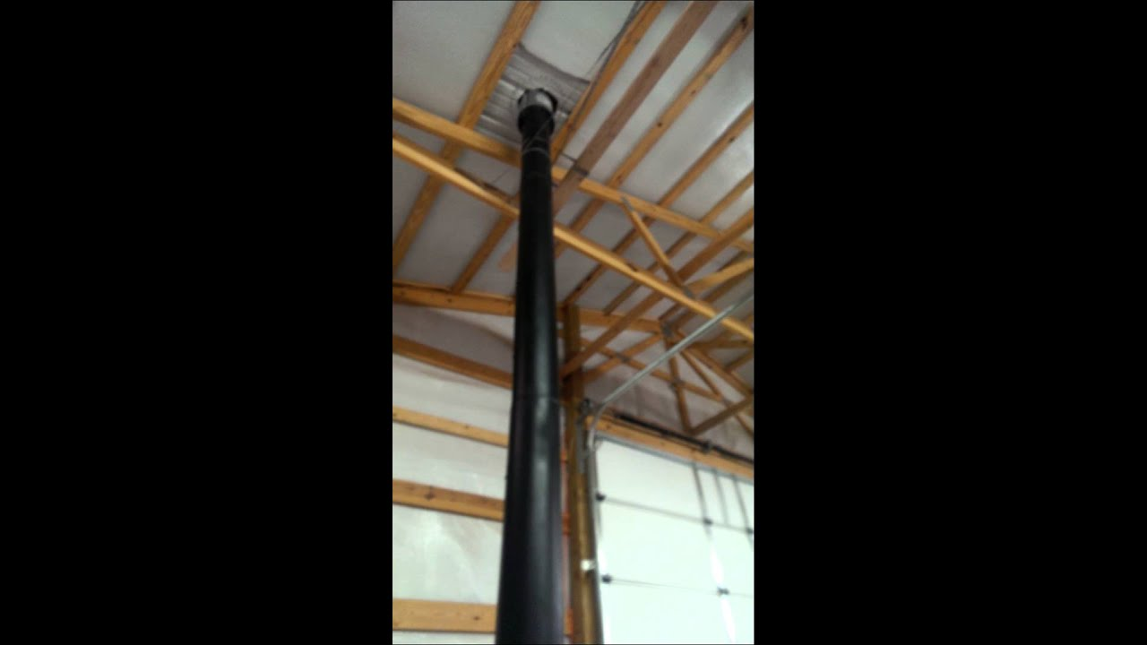 Double Barrel Wood Stove Diy Youtube
