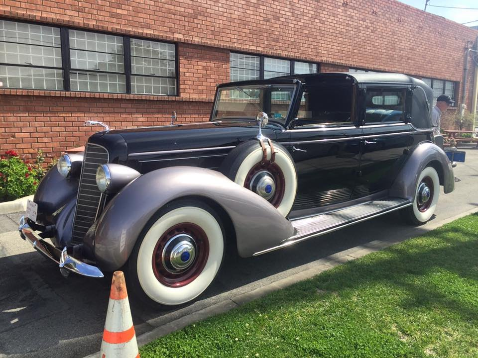 Lincoln Town Car 2016 >> Riding In A 1936 Lincoln Town Car - YouTube