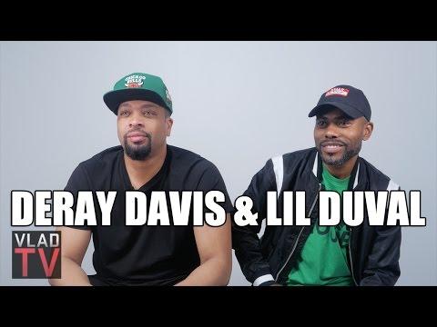 DeRay Davis on His 2 LiveIn Girlfriends: