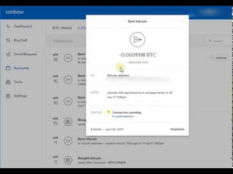 How to Transfer Bitcoins from CoinBase to CoinPayments account for MyPayingAds