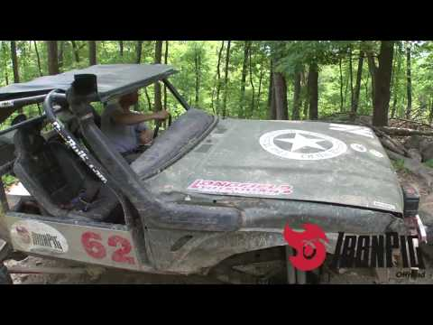 Cam from Iron Pig Offroad (IPOR) on Rattle Rock Testing Pit Bull Maddog Tires - Windrock, TN