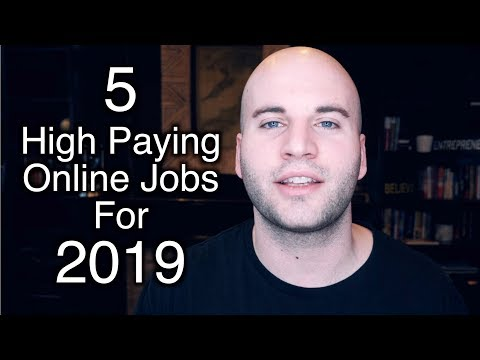 5 Highest Paid Work-From-Home Businesses 2019