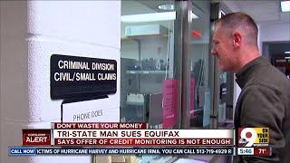 Cincinnati-area man sues Equifax over breach