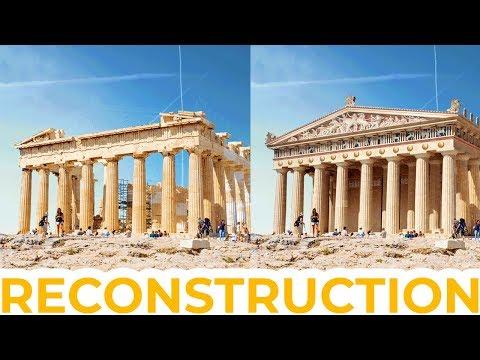 7 ANCIENT MONUMENTS 3D RECONSTRUCTION