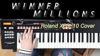 위너 밀리언즈 피아노 건반 커버 ( Winner Mil…