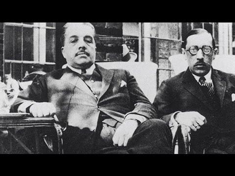 Sergei Diaghilev, el amante de Nijinsky que inventó el ballet moderno