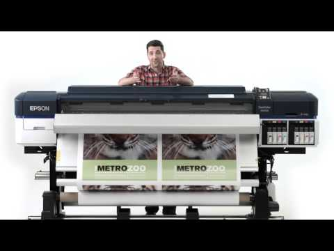 The All New Epson SureColor S-Series Printers
