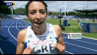 Μεγάλη νίκη και ... «παγκόσμιο ρεκόρ» από τη Μαρία Μπελιμπασάκη στο Ευρωπαϊκό Πρωτάθλημα Ομάδων