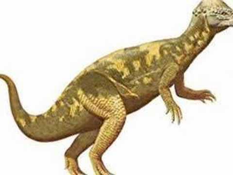 Tribute to Pachycephalosaurus