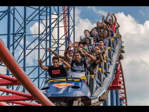 (Travel Channel) World's 10 Best Thrill Parks