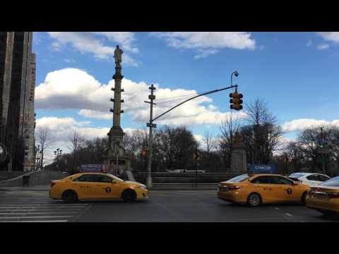 Columbus Circle, Manhattan, NYC
