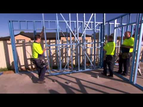 Kit Home Installation Illawarra Steel Frame Homes Enduroframe